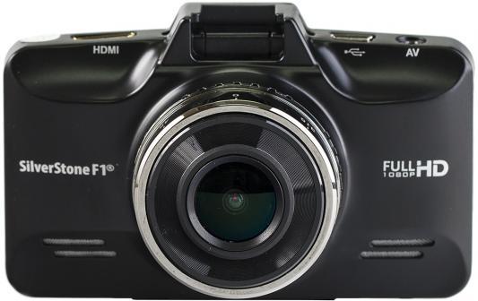 """Видеорегистратор Silverstone F1 A-30FHD 2.7"""" 1920x1080 3Mp 140° microSD microSDHC датчик движения USB HDMI черный"""