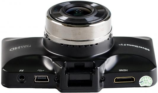 "Видеорегистратор Silverstone F1 A-30FHD 2.7"" 1920x1080 3Mp 140° microSD microSDHC датчик движения USB HDMI черный от 123.ru"