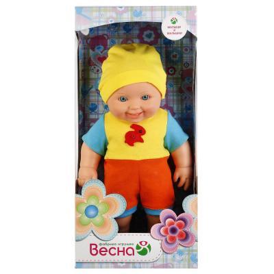 Кукла ВЕСНА Малыш 9 мальчик 30 см