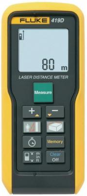 Дальномер Fluke IG FLUKE-419D  лазерный дальномер fluke 419d