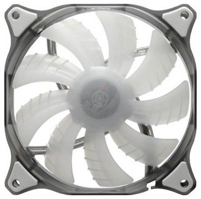 Вентилятор COUGAR CF-D12HB-W 120x120x25мм 3pin 1200rpm белый вентилятор polaris psf 40 rc w