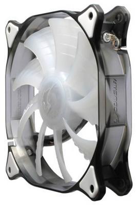 Фото Вентилятор COUGAR CF-D12HB-W 120x120x25мм 3pin 1200rpm белый. Купить в РФ