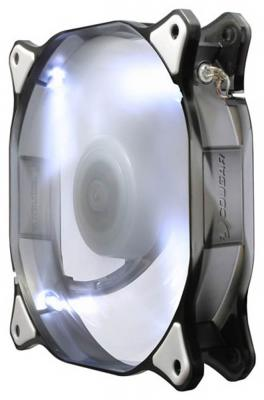 Вентилятор COUGAR CF-D12HB-W 120x120x25мм 3pin 1200rpm белый от 123.ru
