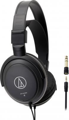 Наушники Audio-Technica ATH-AVC200 черный audio technica ath avc200 наушники