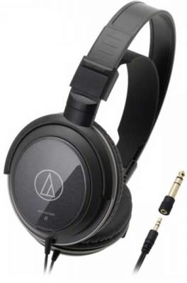 Наушники Audio-Technica ATH-AVC300 black
