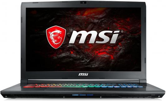 "Ноутбук MSI GP72 7RDX(Leopard)-485RU 17.3"" 1920x1080 Intel Core i5-7300HQ"