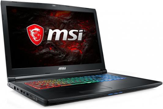 """Фото Ноутбук MSI GP72 7RDX(Leopard)-485RU 17.3"""" 1920x1080 Intel Core i5-7300HQ. Купить в РФ"""