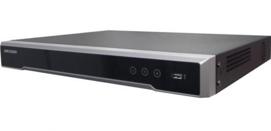 Видеорегистратор сетевой Hikvision DS-7616NI-I2/16P 1920x1080 2хHDD USB2.0 USB3.0 HDMI VGA до 16 каналов цены
