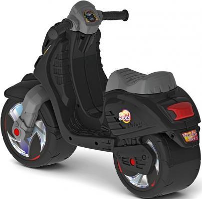 Фото Каталка-мотоцикл RT Скутер черный ОР502. Купить в РФ
