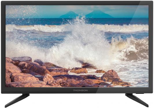 Телевизор Thomson T22D16DF-02B черный