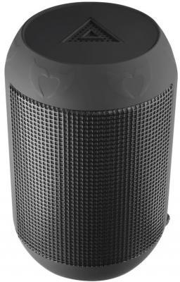 Портативная акустика Ginzzu GM-999C черный цена и фото