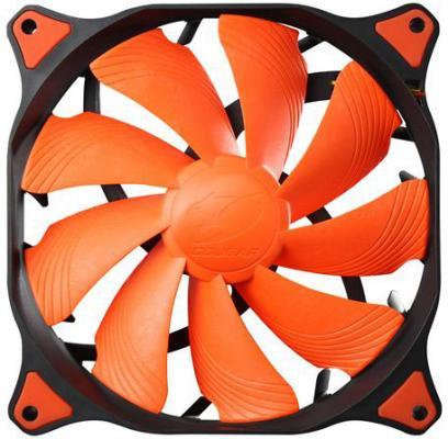 Вентилятор COUGAR CF-V14H Vortex HDB 140 140x140x25мм 3pin 700-1200rpm