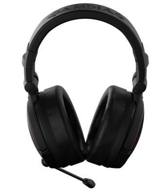 Фото Игровая гарнитура проводная GAMDIAS HEPHAESTUS V2 7.1 черный GHS3S10. Купить в РФ