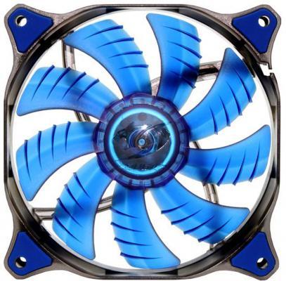 Вентилятор COUGAR CF-D14HB-B 140x140x25мм 3pin 1000rpm синий