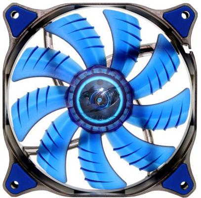 Вентилятор COUGAR CF-D14HB-B 140x140x25мм 3pin 1000rpm синий cougar 530m army green