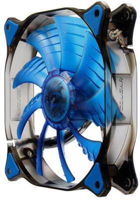 Вентилятор COUGAR CF-D14HB-B 140x140x25мм 3pin 1000rpm синий от 123.ru