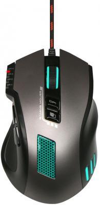Мышь проводная Jet.A Cratus JA-GH22 серебристый чёрный USB мышь проводная jet a arrow ja gh35 чёрный