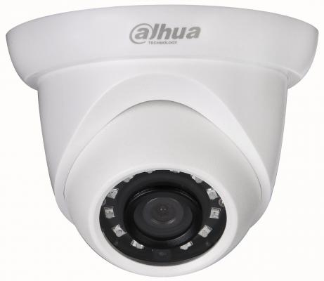 "Камера IP Dahua DH-IPC-HDW1220SP-0280B CMOS 1/2.9"" 2.8 мм 1920 x 1080 H.264 MJPEG RJ-45 LAN PoE белый"