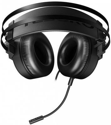 Фото Игровая гарнитура проводная Tesoro 7.1 Pro черный. Купить в РФ