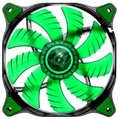 Вентилятор COUGAR CF-D14HB-G 140x140x25мм 3pin 1000rpm зеленый от 123.ru