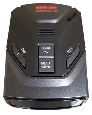 Фото Радар-детектор Sho-Me Signature Lite GPS. Купить в РФ