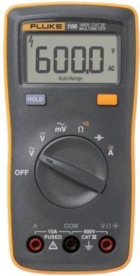 Мультиметр Fluke IG FLUKE-107 ERTA