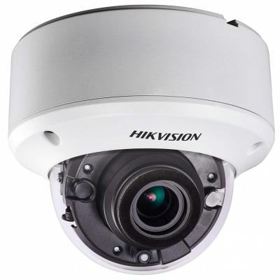 """Камера видеонаблюдения Hikvision DS-2CE56D7T-AVPIT3Z 1/2.7"""" CMOS 2.8-12 мм ИК до 40 м день/ночь от 123.ru"""