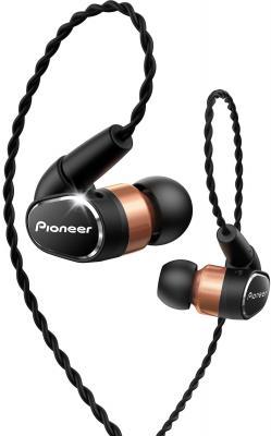 Гарнитура Pioneer SE-CH9T золотистый черный гарнитура pioneer se mhr5 черный
