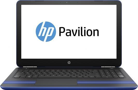 "Ноутбук HP Pavilion 15-au126ur 15.6"" 1366x768 Intel Core i3-7100U Z6K52EA"