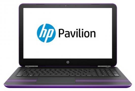 """Ноутбук HP Pavilion 15-au127ur 15.6"""" 1366x768 Intel Core i3-7100U"""