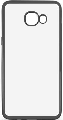 Чехол силиконовый DF sCase-37 для Samsung Galaxy J5 Prime/ On5 2016 с рамкой черный аксессуар чехол samsung galaxy j2 prime grand prime 2016 df scase 34