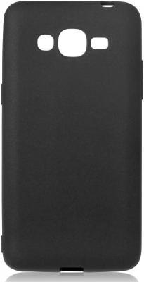 Чехол силиконовый DF sColorCase-02 для Samsung Galaxy J2 Prime/Grand Prime 2016 черный аксессуар чехол samsung galaxy j2 prime grand prime 2016 df scase 34