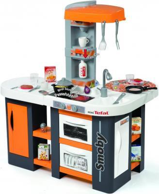 Игровой набор SMOBY Tefal Cuisine Studio XL 36 предметов 311002 smoby горка xl