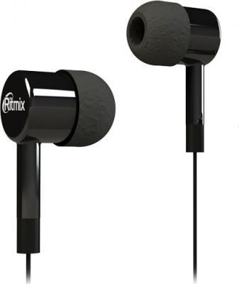 Наушники Ritmix RH-003 черный