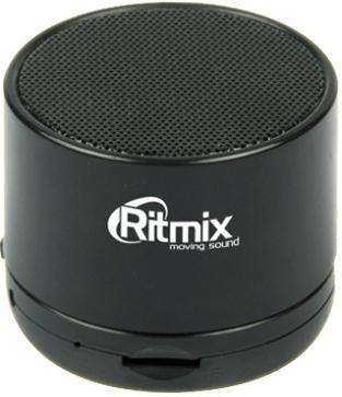 Портативная акустика Ritmix SP-130B черный