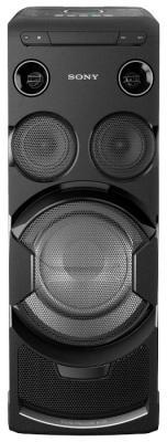 Минисистема Sony MHC-V77DW черный