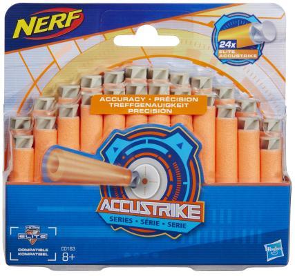 Набор стрел для бластеров Nerf Аккустрайк оранжевый набор стрел для бластеров nerf аккустрайк оранжевый