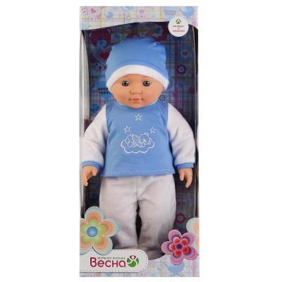 Кукла ВЕСНА Пупс 7 42 см В2992