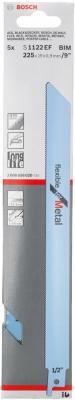 Сабельная пилка Bosch S 1122 EF 5 шт 2608656020
