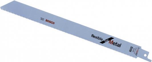Фото Сабельная пилка Bosch S 1122 EF 5 шт 2608656020. Купить в РФ