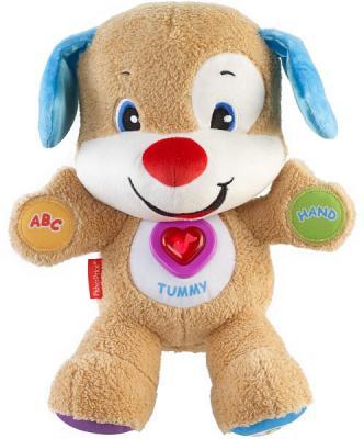 Фото Интерактивная игрушка Fisher Price Ученый щенок с технологией Smart Stages CJV61 от 6 месяцев разноцветный. Купить в РФ