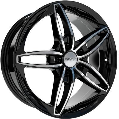 Диск Скад Турин 7xR17 5x108 мм ET50 Алмаз колесные диски replica legeartis fd52 6 5x16 5x108 et50 d63 3 mb