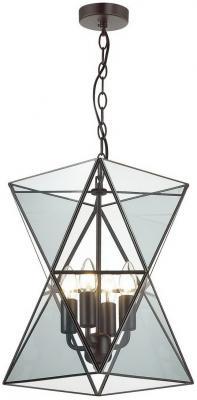 Фото Подвесная люстра Favourite Polihedron 1919-4P. Купить в РФ