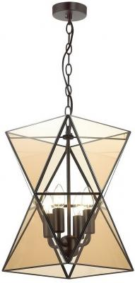 Фото Подвесная люстра Favourite Polihedron 1920-4P. Купить в РФ