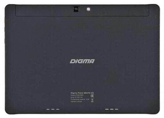 """Фото Планшет Digma Plane 9507M 3G 9.6"""" 8Gb черный Wi-Fi 3G Bluetooth Android PS9079MG. Купить в РФ"""