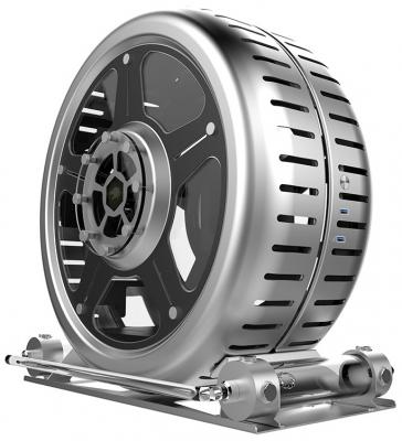Корпус ATX GameMax Hot Wheel Без БП серый