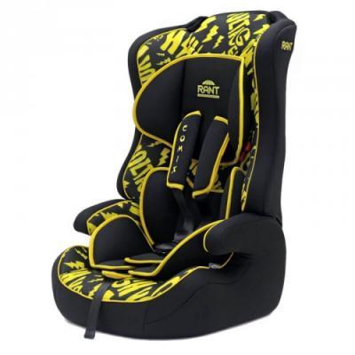 Автокресло Rant Comix HV (yellow)