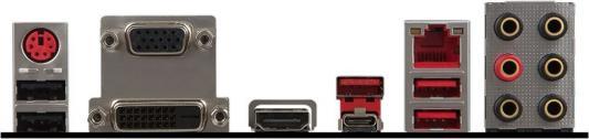 Фото Мат. плата для ПК MSI B350 TOMAHAWK Socket AM4 AMD B350 4xDDR4 2xPCI-E 16x 2xPCI 2xPCI-E 1x 4xSATAIII ATX Retail. Купить в РФ
