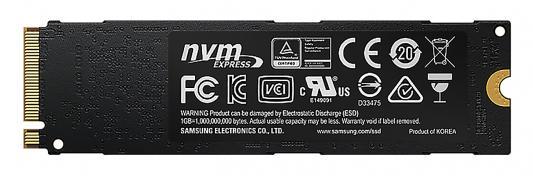 Фото Твердотельный накопитель SSD M.2 500Gb Samsung 960 EVO Read 3200Mb/s Write 1800Mb/s PCI-E MZ-V6E500BW. Купить в РФ