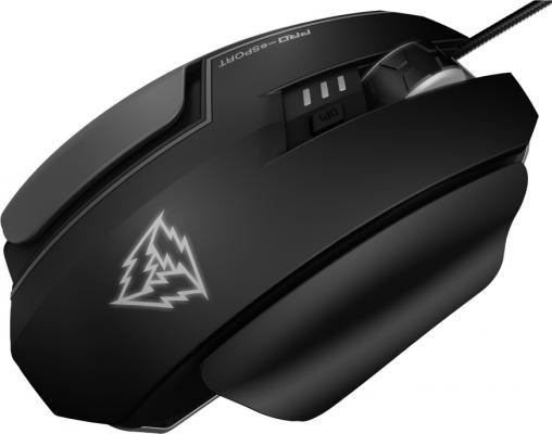 Фото Мышь проводная ThunderX3 TM60 Pro E-Sports чёрный USB. Купить в РФ